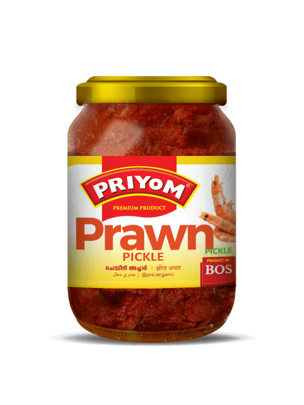 The Best Prawn Pickle in India