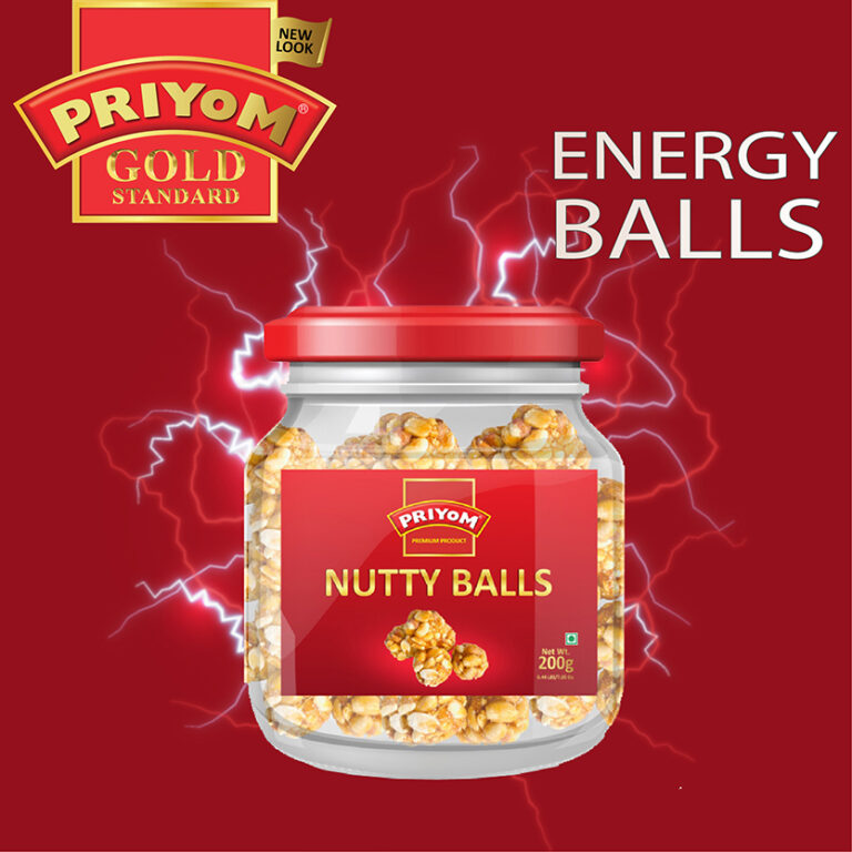 Energy Nutty Balls in India